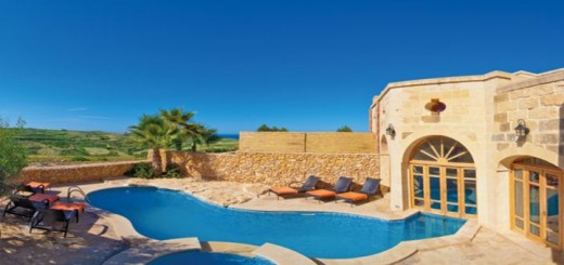 Gozo farmhouse for rent.