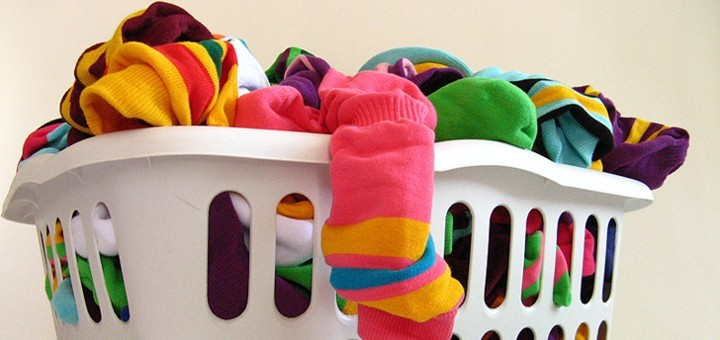 Laundry & dry cleaning services in Malta.