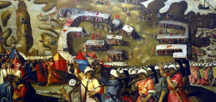 The Great Siege of Malta.