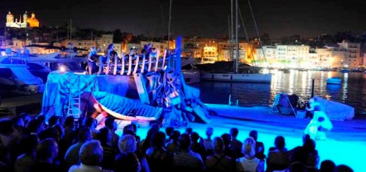 Science in the City for Malta's Science & Arts Festival.