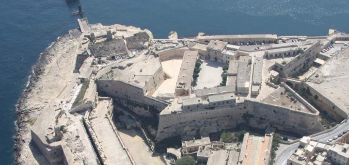 The Magnificent Fort Saint Elmo