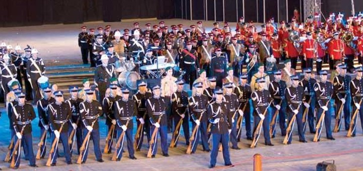 Malta Military Tattoo.