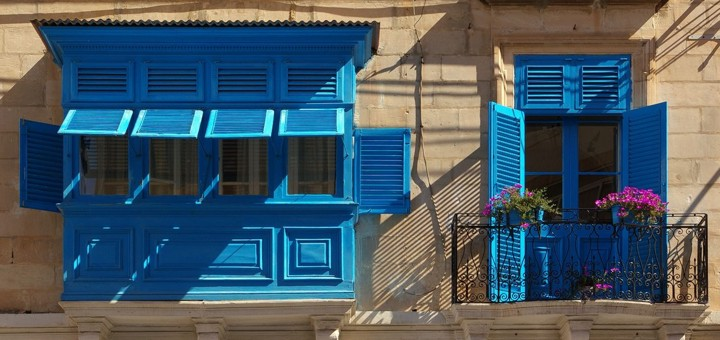 The maltese urban landscape traditional balconies for Traditional balconies