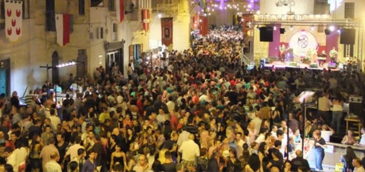 Autumn Festival in Malta.