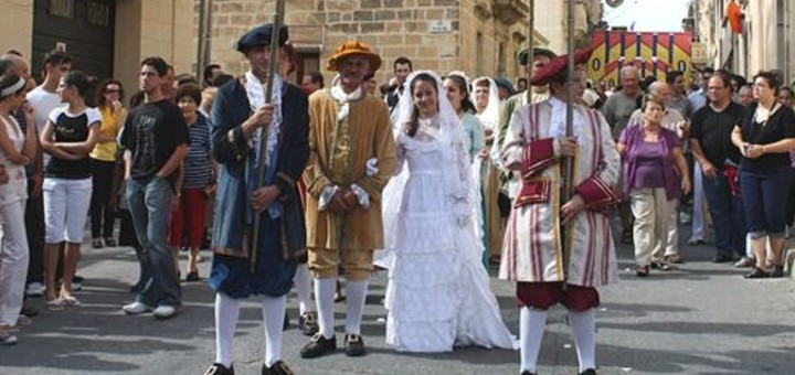The Maltese Traditional Wedding