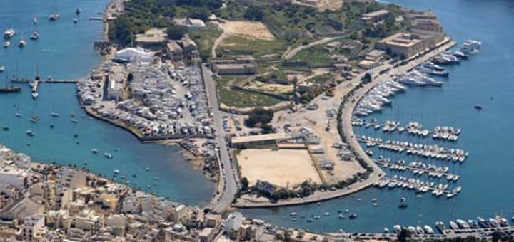 Gżira and Manoel Island