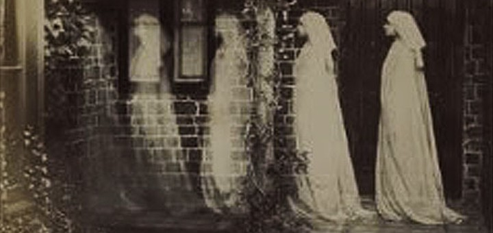 An Apparition of a Nun