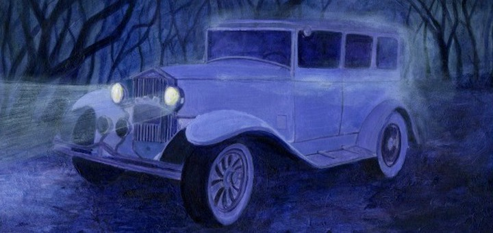 The haunted car ghost story, Malta.