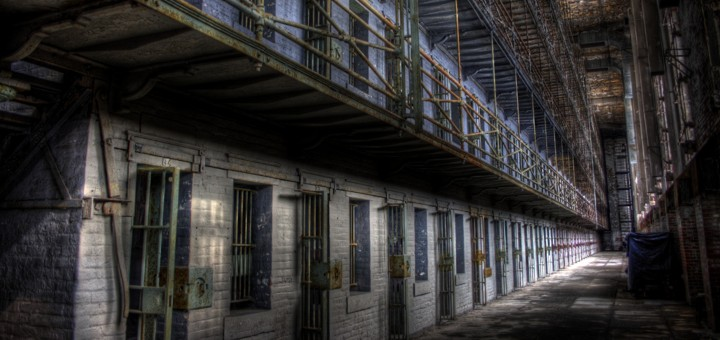 Hauntings in The Prison Cell