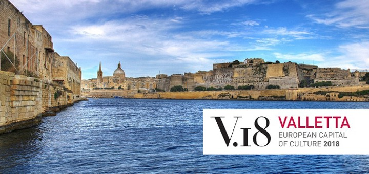 Valletta - European Capital of Culture for 2018.