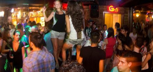it is the ONLY gay club in Malta and is open