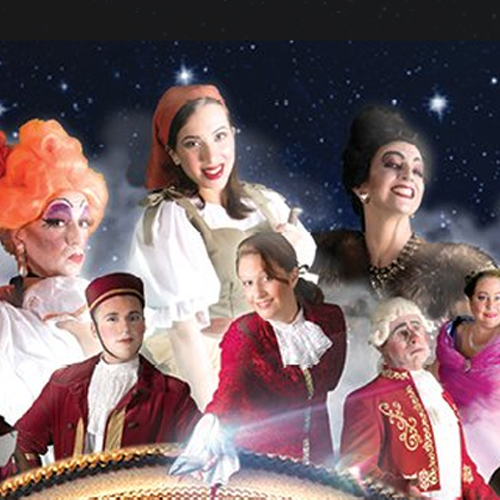 Which Christmas Panto to Watch this Year?