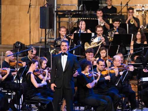 Watch Two of Malta's Top Musicians Come Together in a Celebration of Music